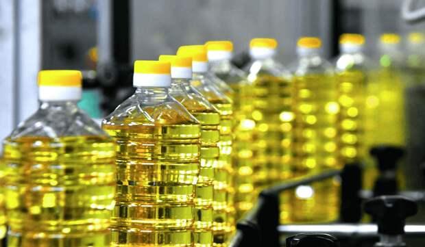 Стоимость подсолнечного масла заморозили вслед за ценами на яйца в Костанайской области
