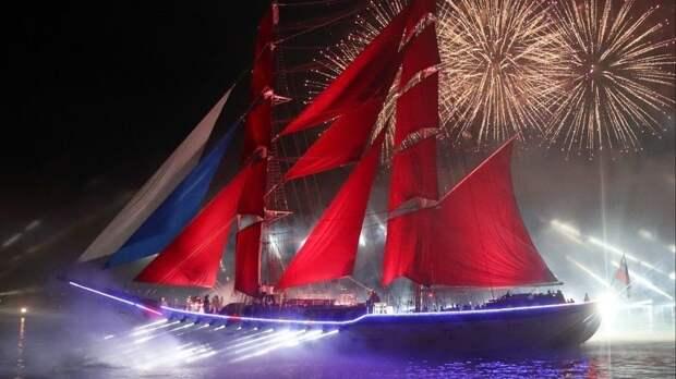 Власти Петербурга подтвердили уникальность праздника выпускников «Алые паруса»