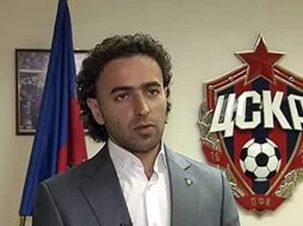 ТАРХАНОВ: Бабаев какой-то невеселый - что-то в ЦСКА не так