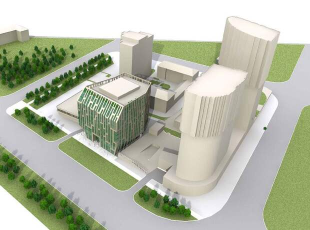 Антосенко: в столичных Черемушках введен новый 4-этажный ТЦ