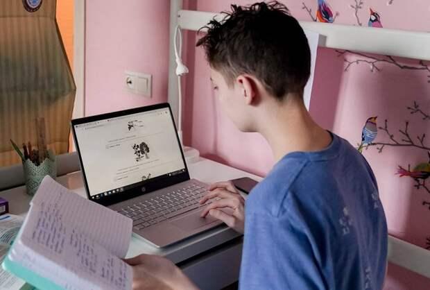 Школа на Соколе попала в список лучших учебных заведений России Фото с сайта mos.ru