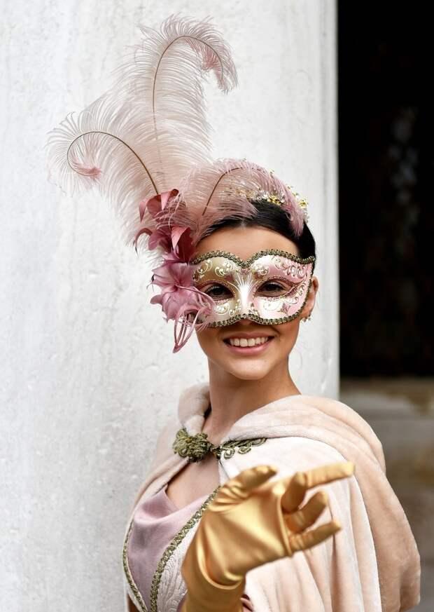 10 любопытных фактов о Венецианском карнавале