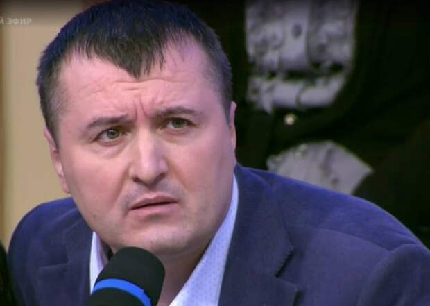 Изгнанный из эфира НТВ украинец Запорожский призвал лечить «паскудство»