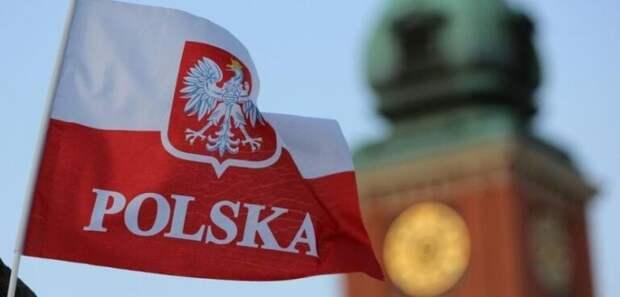 Вероломное предательство Дании с блокировкой конкурента «СП-2» вынудило Польшу забиться в истерике
