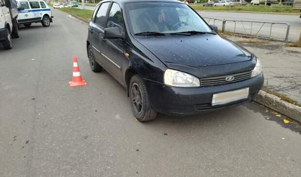 12-летнего мальчика сбили на дороге в Ижевске