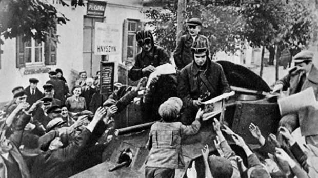Так Западная Украина встречала Красную Армию в сентябре 1939 года