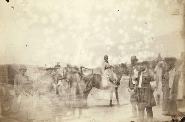 В татарском ауле возле Семипалатинска путешественник, россия