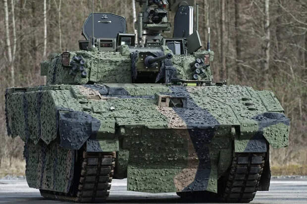 Пентагон испытает лёгкие танки. Их соберут британцы иамериканцы