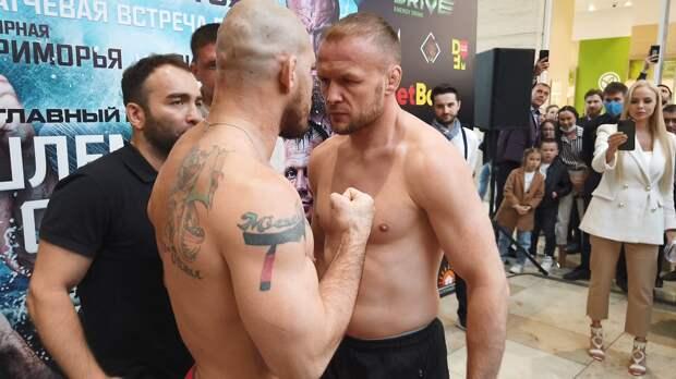 Шлеменко ждет один из главных боев в карьере. Его бразильский соперник прожил 2 месяца в Дагестане