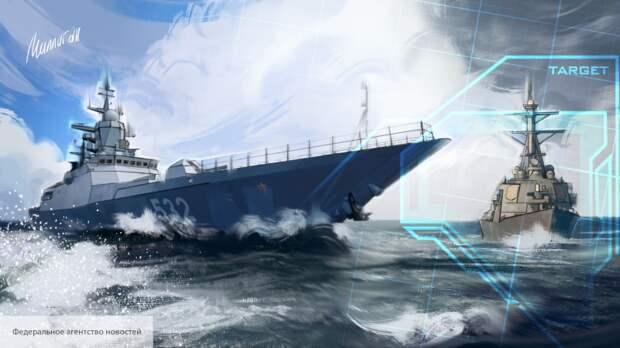 Notizie Geopolitiche: Россия сорвала аплодисменты необычным трюком в Индийском океане