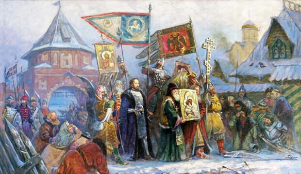 История славной военной победы Ивана Грозного, про которую в отличие от Казани почти не вспоминают