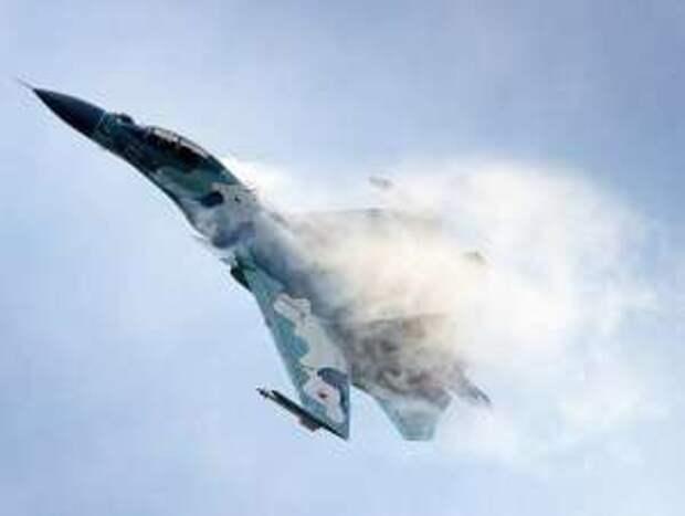 Российский истребитель отогнал от границы французские «Миражи»