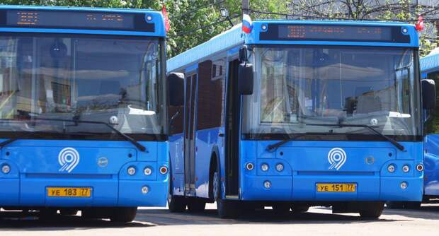 Автобус / Фото: mos.ru