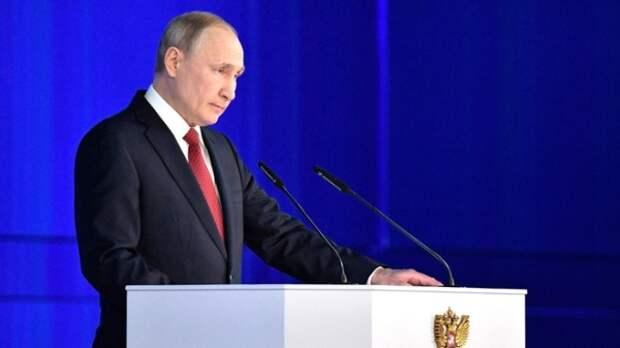 Путин: Россия ведëт себя скромно, сдерживается отответа наоткровенное хамство