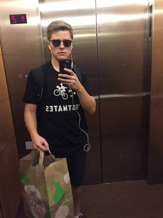 В поисках работы парень замаскировал рассылку резюме под доставку пончиков