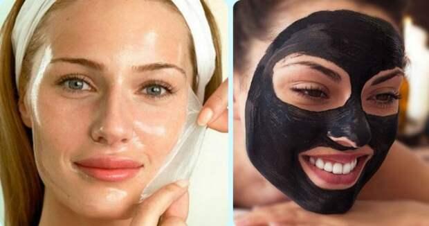два вида масок