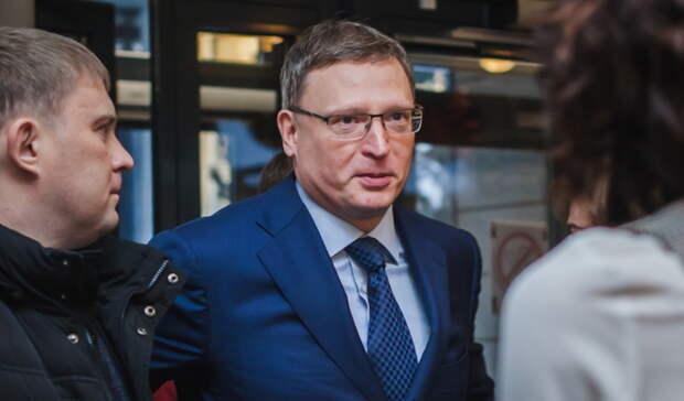 Доходы главы Омской области Буркова в«ковидный» год упали почти наполмиллиона