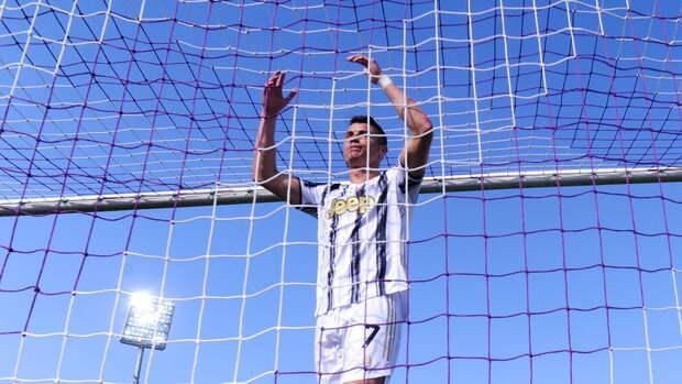 """Роналду не смог нанести ни одного удара в створ ворот """"Милана"""""""