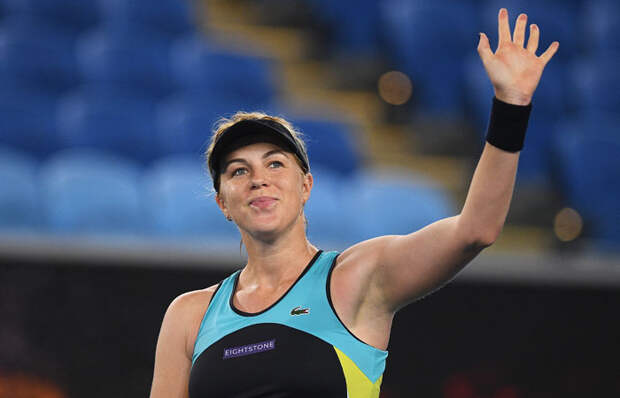 Теннисистка Павлюченкова раскритиковала США за вонь и грязь