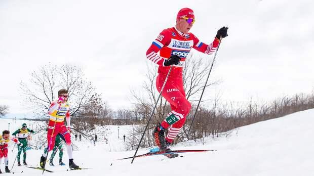 Вяльбе: «Большунов матерился спервого подъема, как ився команда»