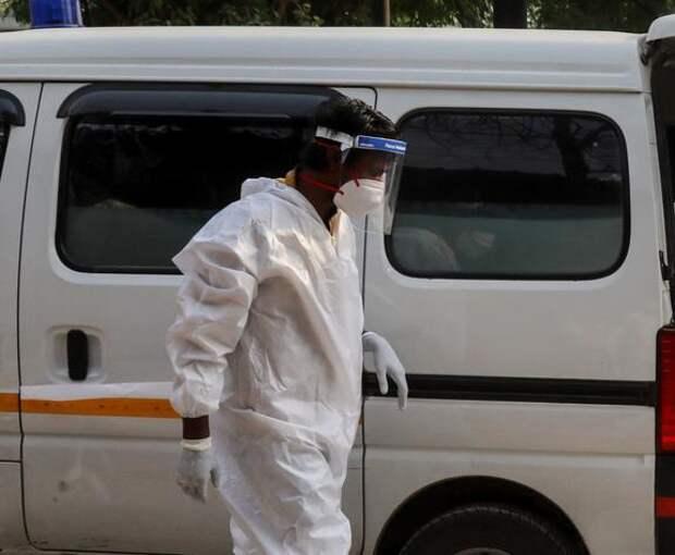 В Индии за сутки выявили более 401 тысячи новых случаев заражения коронавирус - максимальный прирост с начала пандемии