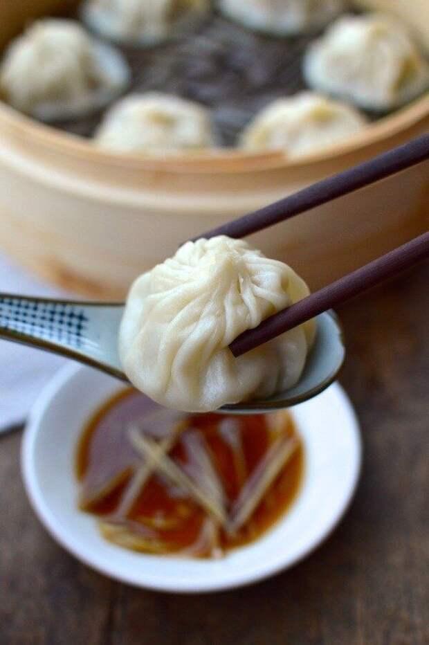 Затерянный рецепт китайских пельменей .