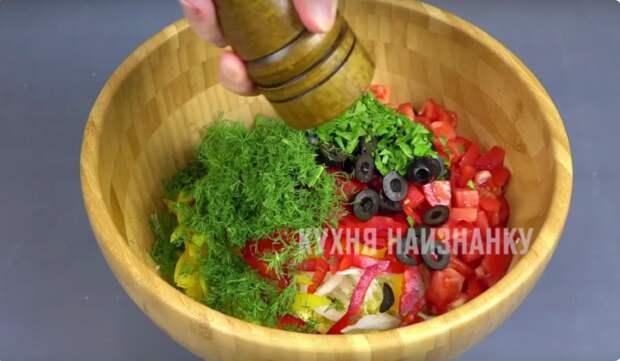 Рецепт нового, необычного и вкусного салата к 8 Марта