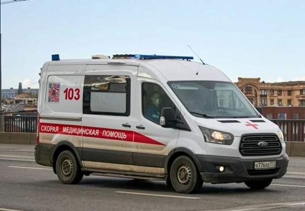На Дмитровском шоссе сбили мужчину на пешеходном переходе