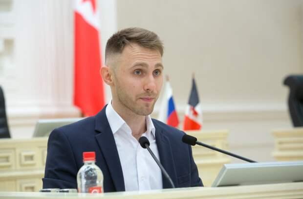 Уроженец Воткинска возглавил Молодежный парламент Удмуртии