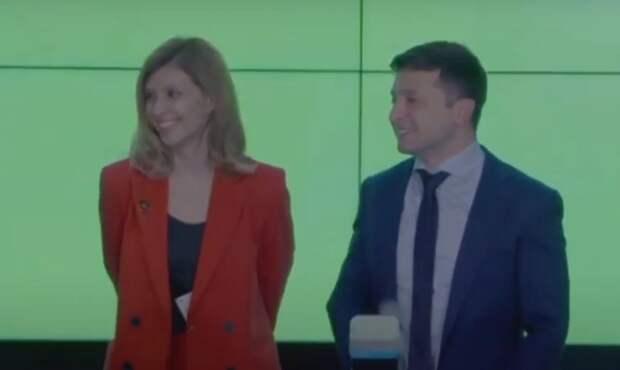Жена президента Украины заразилась коронавирусом