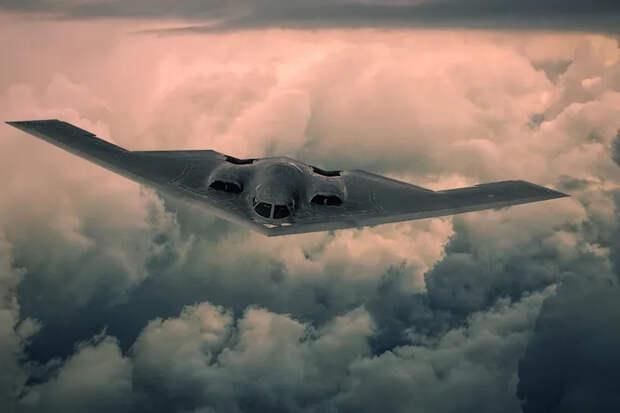 Американцы подняли ввоздух сразу три стратегических бомбардировщика: видео