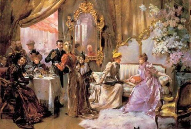 Как женщины в XIX веке вынашивали ребенка: странные заблуждения беременных.