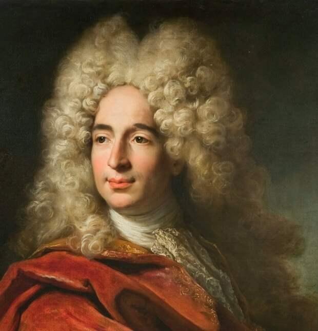 В моду парики ввел король Франции Людовик XIV. / Фото: natpress.net