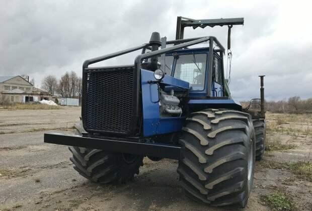 Т-150К «Лесник» из Ярославской области