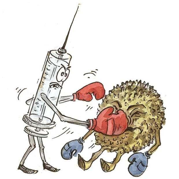 В России вакцину от COVID-19 уже испытали на ученых-добровольцах