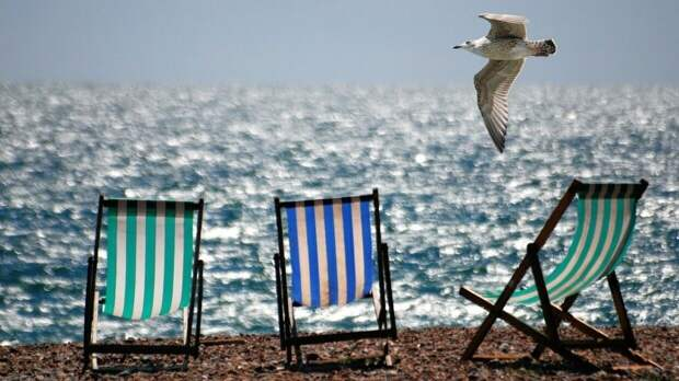 Синоптики рассказали, когда можно будет купаться в Азовском море