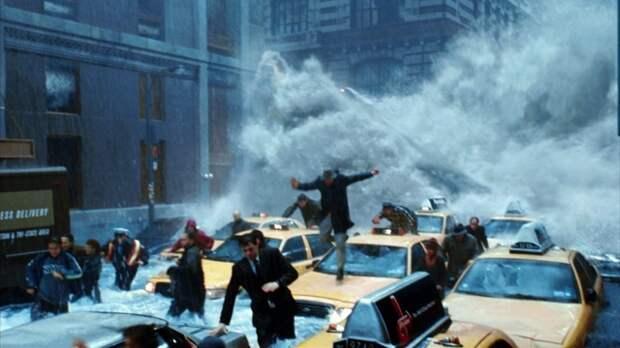 Как мы можем вызвать цунами, которое смоет города США