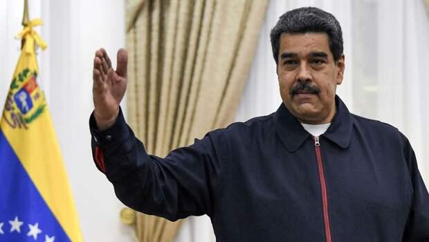 Мадуро заявил о задержании диверсанта США
