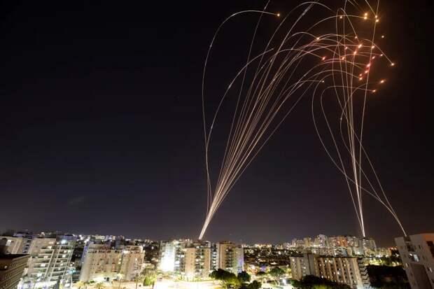 Обострение конфликта между Израилем и Палестиной в 7 пугающих фото