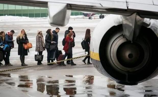 Минск не заметил массового отъезда за границу белорусов