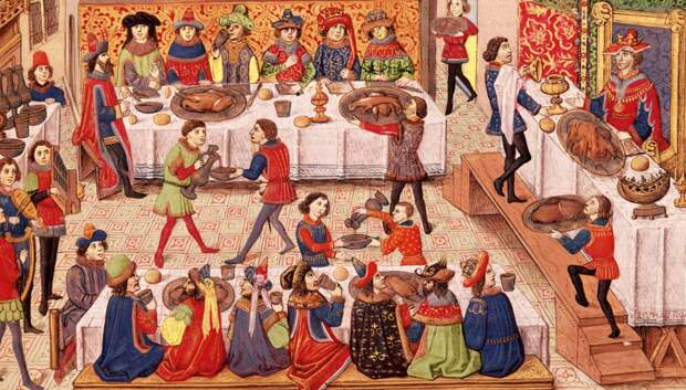 В чём отличие средневековой походки от нынешней? Почему раньше ходили совсем иначе
