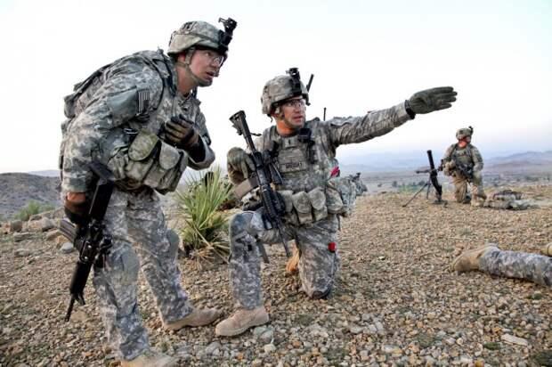 Руслан Осташко: Американцы не уйдут из Афганистана, пока вежливые люди не попросят