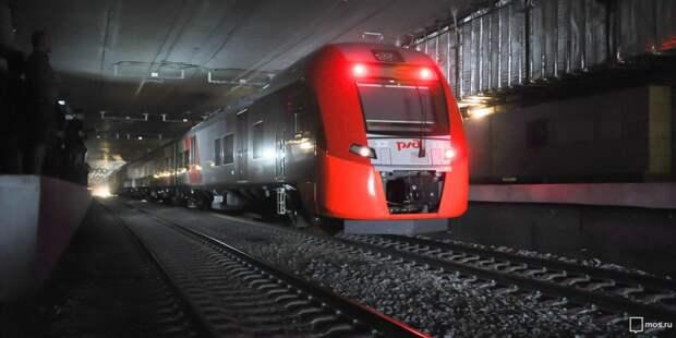 График движения поездов на МЦК восстановлен