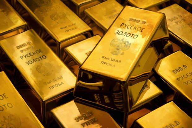 Исход золота из России