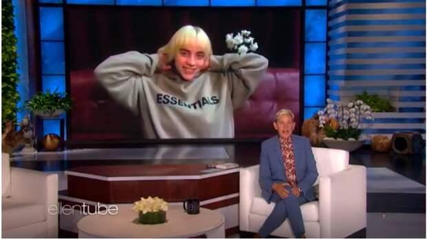 Билли Айлиш объяснила, почему решила стать блондинкой