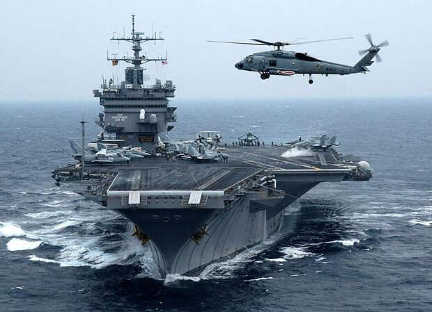 Можно ли потопить современный авианосец?