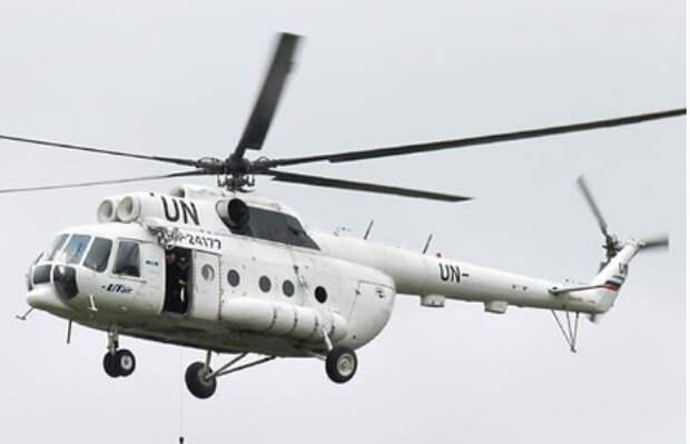 Utair перевезла разграбленный российский вертолет из аэропорта Кабула