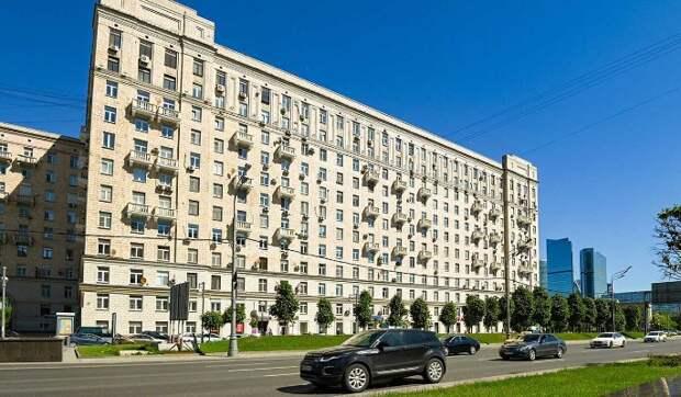 """В """"сталинках"""" и """"хрущевках"""" на западе и северо-западе Москвы пройдет капремонт"""