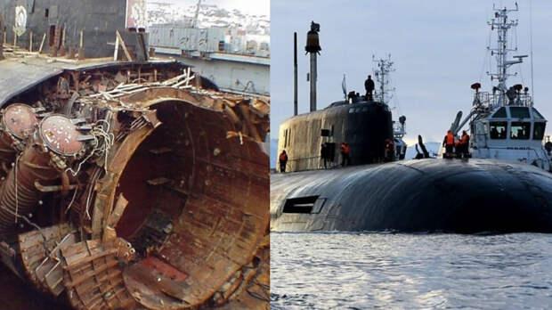 «Курск». Что произошло 20 лет назад на подводной лодке?
