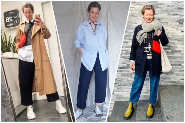 Идеальная гардеробная капсула для стильной женщины элегантного возраста